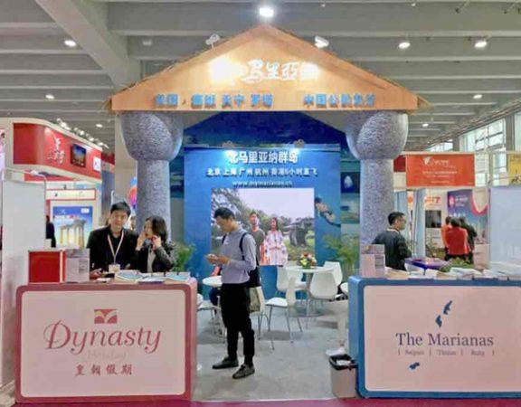 Century Travel Participates in the 2018 Guangzhou International Travel fair
